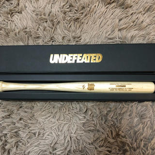 UNDEFEATED - アンディフィーテッド バット UNDEFEATED BASEBALL BAT
