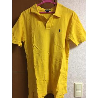 ポロラルフローレン(POLO RALPH LAUREN)のRalph Lauren ポロシャツ 黄色(ポロシャツ)