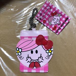 サンリオ(サンリオ)のキティちゃんとリトルミス   コラボ商品(キャラクターグッズ)