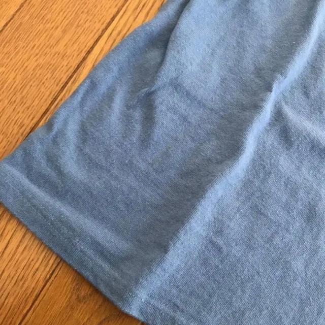 Candy Stripper(キャンディーストリッパー)のCandy Stripper LAZY BEARS L/S TEE ブルー レディースのトップス(Tシャツ(長袖/七分))の商品写真