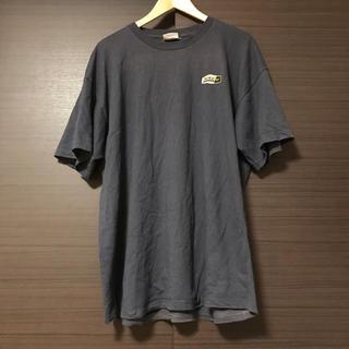 ナイキ(NIKE)のNIKE ナイキ Tシャツ ロゴドン スウォッシュ 古着(Tシャツ/カットソー(半袖/袖なし))
