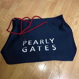 PEARLY GATES - パーリーゲイツ ロッカーバック