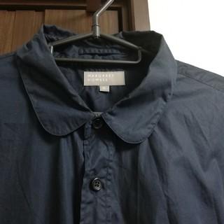 マーガレットハウエル(MARGARET HOWELL)のmargaret howell コットンシャツ XL(シャツ)