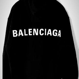 バレンシアガ(Balenciaga)のバレンシアガ ロゴパーカー(パーカー)