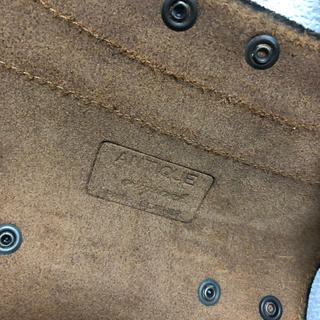 アンティカ(antiqua)の[ANTIQUE]アンティカ 本革 2way ヴィンテージ調 デザインバッグ(ショルダーバッグ)