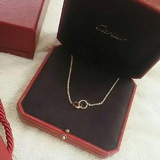 Cartier - カルティエ LOVEネックレス