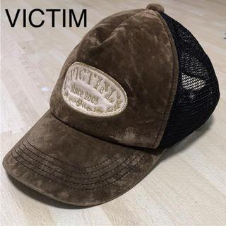 VICTIM - VICTIM メッシュキャップ