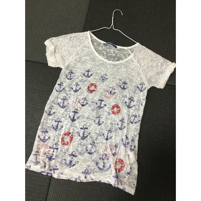 THE EMPORIUM(ジエンポリアム)のTシャツ✳︎カットソー レディースのトップス(Tシャツ(半袖/袖なし))の商品写真