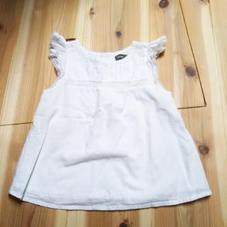 babyGAP - セール☆GAP80❤️肩ふりる半袖トップス