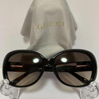 Gucci - 正規品GUCCI サングラスレディース(鑑定済)