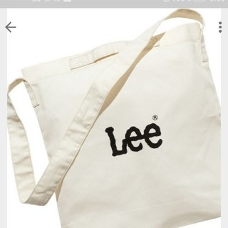 リー(Lee)の新品、未開封 B4サイズ Lee ショルダーバッグ(ショルダーバッグ)