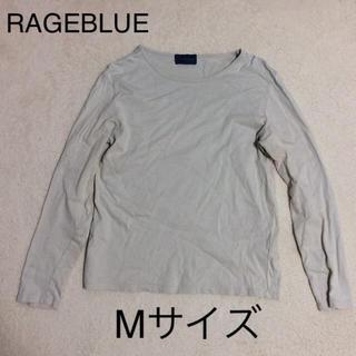 レイジブルー(RAGEBLUE)のRAGEBLUE カットソー メンズ Mサイズ(Tシャツ/カットソー(七分/長袖))