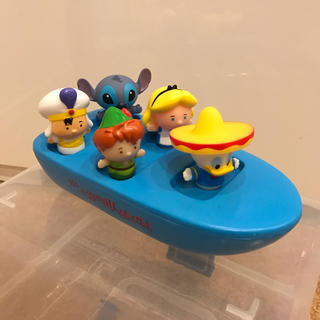 Disney - ♡ディズニーランド♡ イッツ・ア・スモールワールド おもちゃ バストイ