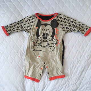 Disney - 2、ミッキー ロンパース 60-70
