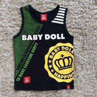BABYDOLL - BABY DOLL(ベビードール)/タンクトップ/100サイズ