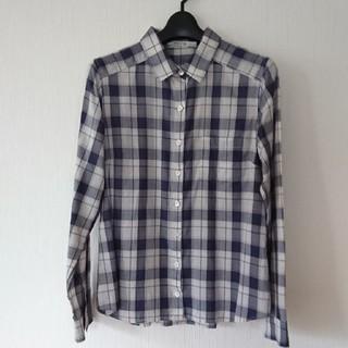 ストラ(Stola.)のチェックシャツ  Stola(シャツ/ブラウス(長袖/七分))