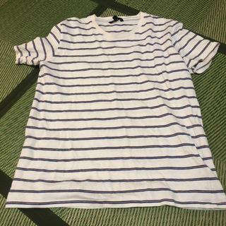 ユニクロ(UNIQLO)のメンズ Tシャツ(Tシャツ/カットソー(半袖/袖なし))