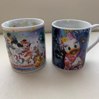 デイジー(Daisy)の東京 ディズニー 35周年 マグカップ 蜷川実花 イマジニングザマジック(キャラクターグッズ)