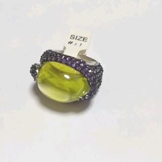 シルバー925 オラオラ系リング 11号(リング(指輪))