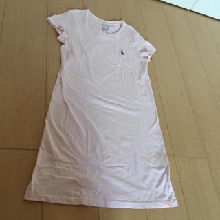 ポロラルフローレン(POLO RALPH LAUREN)のポロラルフローレン    Tシャツ  ワンピース  レディース    (ひざ丈ワンピース)