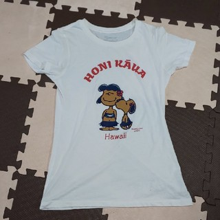 スヌーピー(SNOOPY)のハワイ限定スヌーピーTシャツ(Tシャツ(半袖/袖なし))