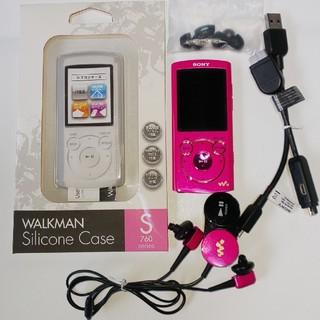 WALKMAN - SONY ウォークマン NW-S764BT