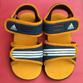adidas - adidas(アディダス)キッズサンダル(15cm)