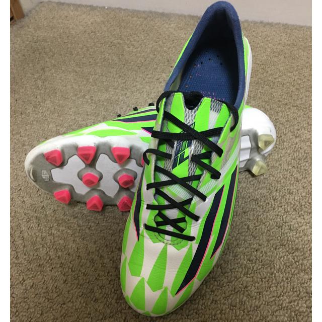 adidas(アディダス)のアディダス F50 アディゼロ4 HG adidas adizero スポーツ/アウトドアのサッカー/フットサル(シューズ)の商品写真