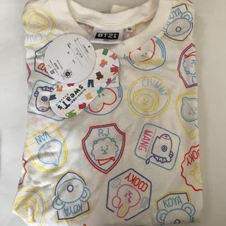 しまむら -  BT21 しまむら コラボTシャツ M