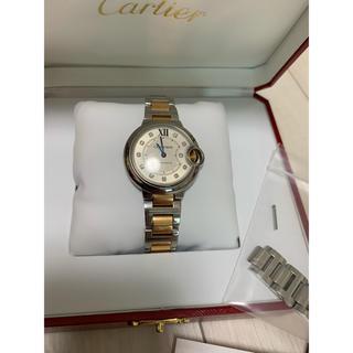 カルティエ(Cartier)のカルティエ  バロンブルー  (腕時計)