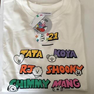 しまむら -  BT21×しまむら Tシャツ M
