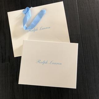 ラルフローレン(Ralph Lauren)のラルフローレン箱セット(ショップ袋)