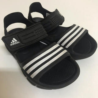adidas - 【adidas】15センチ サンダル