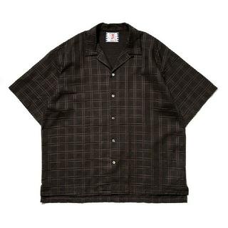 BEAMS - SON OF THE CHEESE 19ss Check SS Shirt