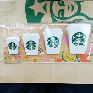 Starbucks Coffee - スターバックス クリップセット 未開封