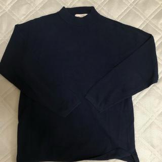グリーンレーベルリラクシング(green label relaxing)のUNITED ARROWS 首元あり長袖シャツ(Tシャツ/カットソー(七分/長袖))