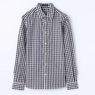 トゥモローランド(TOMORROWLAND)のギンガムチェックシャツ(シャツ/ブラウス(長袖/七分))