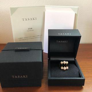 TASAKI - 美品 TASAKI デインジャー リング