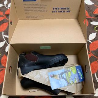 ブランドストーン(Blundstone)のブランドストーン ローカット スタウトブラウン サイズ3 新品未使用(ブーツ)
