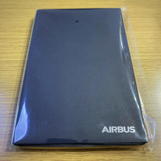 ジャル(ニホンコウクウ)(JAL(日本航空))の【新品未使用】AIRBUS ノート(航空機)