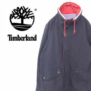 Timberland - 【希少レア】ティンバーランド コットンブルゾン ジャケット 古着 90s メンズ