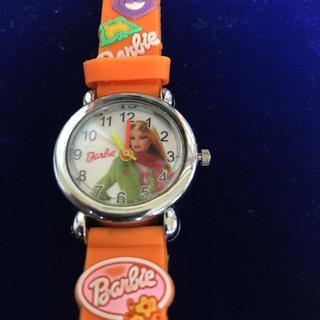 バービー(Barbie)のバービーちゃん  腕時計 (腕時計)