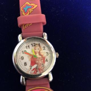 バービー(Barbie)のバービーちゃん 腕時計(腕時計)