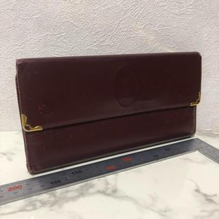 カルティエ(Cartier)のカルティエ 長財布(財布)