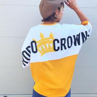 RODEO CROWNS WIDE BOWL - ラスト一点**ロデオクラウンズ 関西限定 イエロー 新品