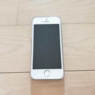 iPhone - iPhone SE  シルバー 32GB SIMフリー