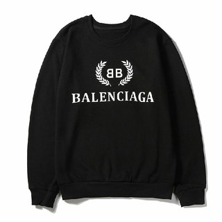 BALENCIAGA バレンシアガ スウェット ブラック 男女兼用 美品