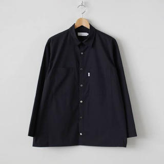 COMOLI - [新品未使用タグ付き]Stretch Typewriter shirt