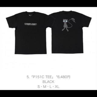 フラグメント(FRAGMENT)のTHUNDERBOLT PROJECT BY FRGMT & POKEMON(Tシャツ/カットソー(半袖/袖なし))