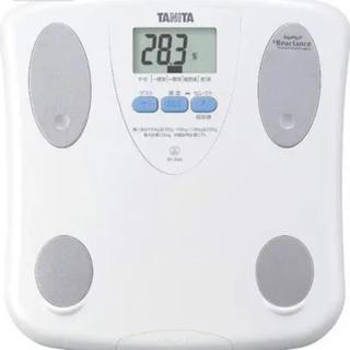 TANITA - 【新品】タニタ 体脂肪計付ヘルスメーター